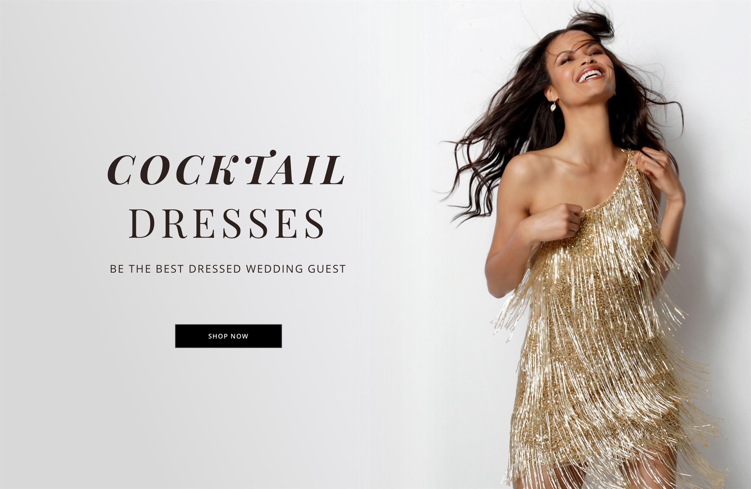 gold fringe cocktail dresses whatchamacallit dallas and fort worth texas